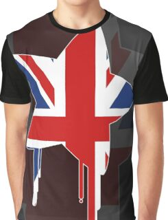 Union Jack Star Graphic T-Shirt