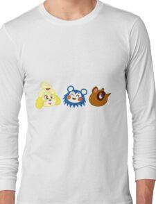 Animal Crossing Sticker Pack #1 Long Sleeve T-Shirt