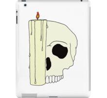 Alphabet of Desire: D (color) iPad Case/Skin