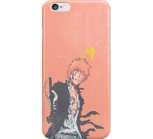 King Ichigo iPhone Case/Skin