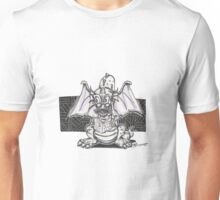 Dragon in disguise Unisex T-Shirt