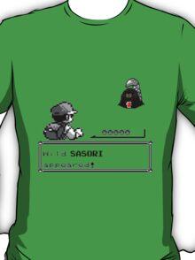 Pokemon X Naruto T-Shirt