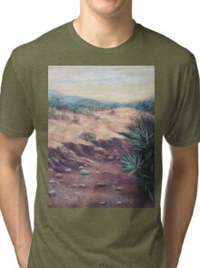 My End of the Day in AZ AC151003-12 Tri-blend T-Shirt