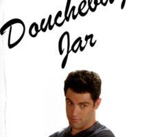Douchebag Jar Sticker