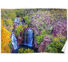 Florence Falls, Litchfield National Park, Northern Territory Poster