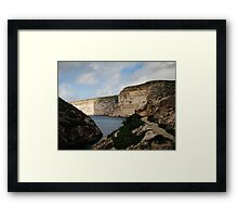 Tramping Gozo Framed Print