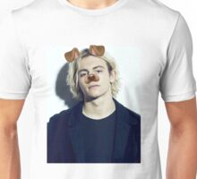 Ross Lynch - Snapchat Puppy Filter Unisex T-Shirt