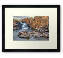 Edith Falls Framed Print