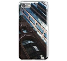 Yonge Street - Downtown Toronto Architecture Left iPhone Case/Skin