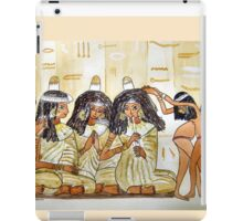 Banquet/Musicians COLLECTION/TEES/STICKERS/CASES/TOTES/PILLOWS iPad Case/Skin