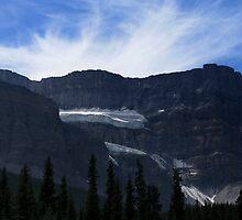 Crowfoot Glacier by davidandmandy