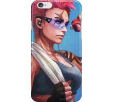 Zarya, The strongest Ivan Drago iPhone Case/Skin