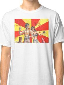 Hannibal - BAMF friends Classic T-Shirt