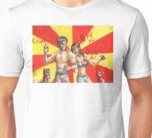 Hannibal - BAMF friends Unisex T-Shirt