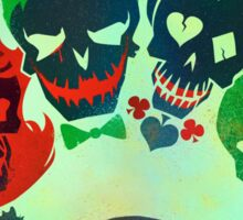 Suicide Squad Sticker
