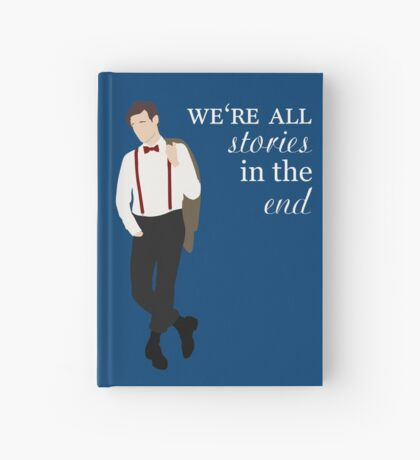 11th Doctor - We're All Stories in the End Hardcover Journal