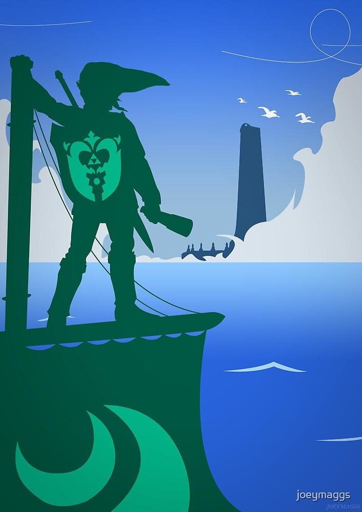 Zelda - The Wind Waker by joeymaggs
