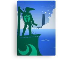 Zelda - The Wind Waker Canvas Print