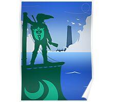 Zelda - The Wind Waker Poster