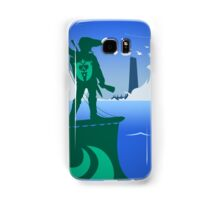 Zelda - The Wind Waker Samsung Galaxy Case/Skin