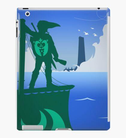 Zelda - The Wind Waker iPad Case/Skin