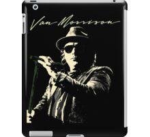 Van Morrison - Belfast Poster iPad Case/Skin