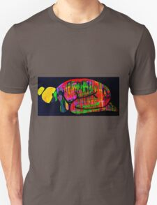 Weeping Woman Abstract Unisex T-Shirt