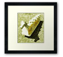 Playing Horsey  Framed Print