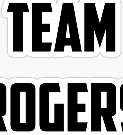 Civil War: Team Rogers Sticker