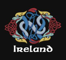 Ireland - Dragon Knot  Kids Tee