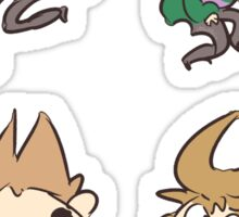 Small boys Sticker