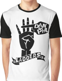 LADDERS - 2k15 (Black). Graphic T-Shirt