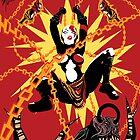 Goddess of War by GuitarAtomik