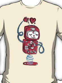 Red Robot T-Shirt
