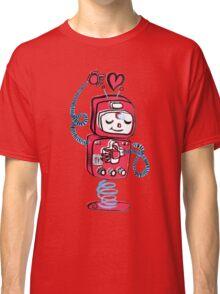 Red Robot Classic T-Shirt