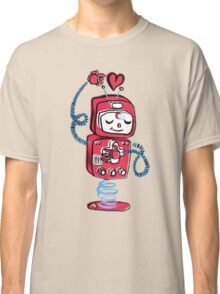 Red Robot Classic T-Shirt