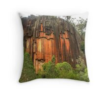 Sawn Rocks - Mount Kaputar National Park Throw Pillow