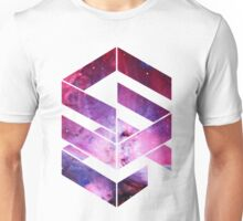 Abstract Space - version 1 Unisex T-Shirt
