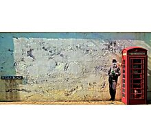 Street Art Photographic Print