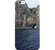 Hole in the Cliff iPhone Case/Skin