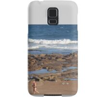 Beach Runner Samsung Galaxy Case/Skin