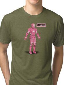 Pink Ironman Tri-blend T-Shirt