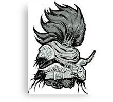 Nameless King Canvas Print