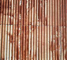 rusty roof by bayu harsa