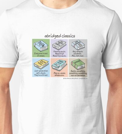 abridged classics Unisex T-Shirt