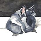 Cat Naps: The Ball by Denise Faulkner