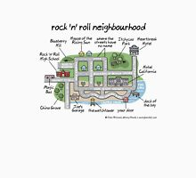 rock 'n' roll neighbourhood Unisex T-Shirt