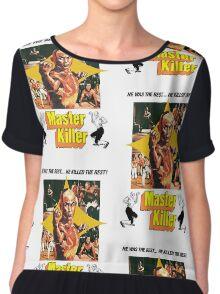 Master Killer Chiffon Top