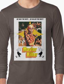 Master Killer Long Sleeve T-Shirt