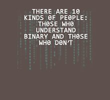 binary Unisex T-Shirt